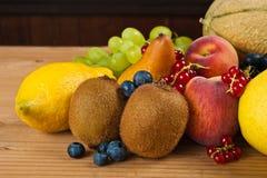 Fruchtmischung Lizenzfreies Stockbild