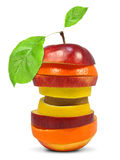 Fruchtmischung Stockfotos