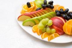 Fruchtnachtisch Stockbild