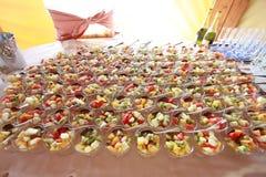 Fruchtsalat Lizenzfreie Stockfotos