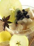 Fruchtsalat stockfotografie