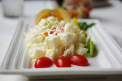 Fruchtsalat Lizenzfreie Stockfotografie