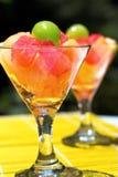 Fruchtsalat Stockfotos