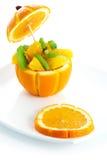 Fruchtsalat lizenzfreies stockfoto
