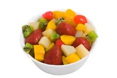 Fruchtsalat stockbilder