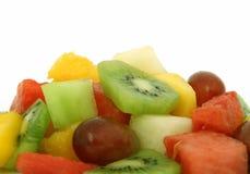 Fruchtsalat coctail Lizenzfreie Stockfotografie