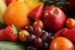 Fruchtschüssel Stockfotos
