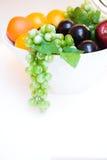 Fruchtschüssel Lizenzfreies Stockfoto