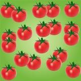 Fruchtschichten Stockfoto