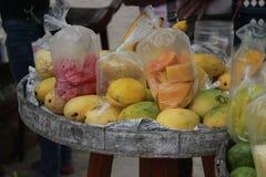 Fruchtstand Stockfoto