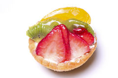 Fruchttörtchen Lizenzfreie Stockbilder