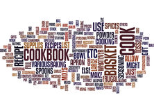 Frugal Gifts For The Cook Word Cloud Concept. Frugal Gifts For The Cook Text Background Word Cloud Concept royalty free illustration