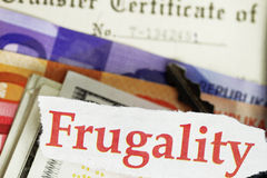 Frugality Stock Photography