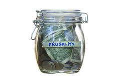 Frugality concept Royalty Free Stock Images