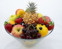 Fruiits. Huge group of fresh and fruits royalty free stock photos
