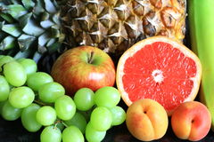 Fruit 10 Stock Afbeelding