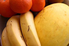 Fruit. Close up of a fruit bowl Royalty Free Stock Images