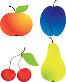 Fruit Stock Illustratie