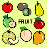 fruit Photos libres de droits