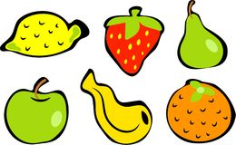 Fruit royalty free illustration