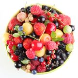 Fruit abundance Royalty Free Stock Image