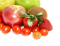 Free Fruit And Veg2 Royalty Free Stock Photo - 843025