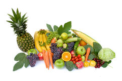 Free Fruit And Vegetable Royalty Free Stock Image - 21267066
