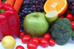 Fruit And Vegetable Royalty Free Stock Image