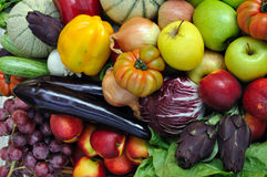 Free Fruit And Vegetables Stock Photography - 19525962