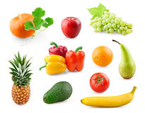 Fruit And Vegetables Royalty Free Stock Image