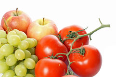 Fruit And Vegetables Royalty Free Stock Images