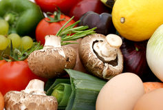 Free Fruit And Vegetables Stock Photo - 5583610