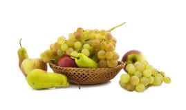 L 39 automne app tissant de pommes de poires et de raisins for Portent fruit
