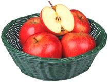 Fruit-appel Stock Afbeeldingen