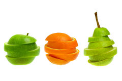 Appel peer en sinaasappel stock afbeelding afbeelding bestaande uit dieet 13749339 - Designer koffietafel verkoop ...