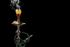Fruit aroma hookah Stock Images