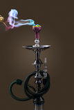 Fruit aroma hookah Royalty Free Stock Photography