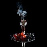 Fruit aroma hookah Royalty Free Stock Images