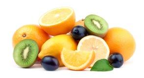 Fruit arrangement Stock Photo