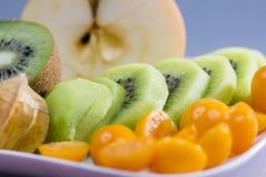 Fruit arrangement Stock Photography