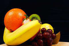 Fruit Arrangement Stock Image