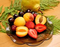 Fruit assorted Royalty Free Stock Images