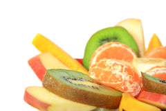 Fruit assorted Stock Image