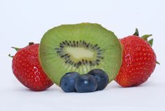 Fruit Assortment Royalty Free Stock Photography