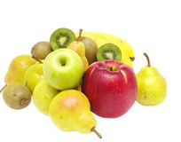 Fruit in assortment Royalty Free Stock Photo
