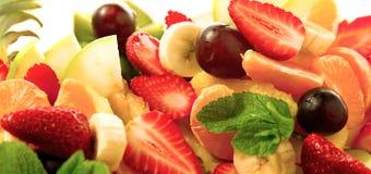 Fruit assortment cranberry Stock Photography