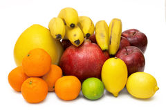 Fruit assortment Royalty Free Stock Photos