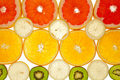 Fruit Backgound Stock Image