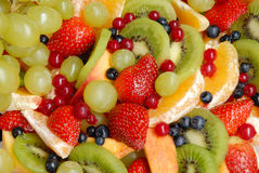 Free Fruit Background Royalty Free Stock Photography - 1867817