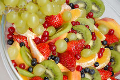 Fruit background. Funny and healthy colors Royalty Free Stock Photo